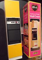 Vintage Sindy Doll Eastham E-Line Wall Oven by Pedigree Toys