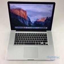 "Apple 2012 MacBook Pro 15"" 2.3GHz I7 500GB 4GB MD103LL/A + C Grade + Warranty!"