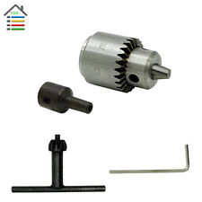 1pc 0.3-4mm JT0 Drill Chucks w/4mm Motor Shaft Electric Hand Drill Collets