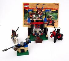 Lego Castle Set 6095 Royal Joust 100% Complete With Instructions  Rare.