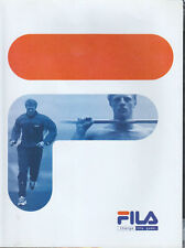 "Fila ""Change The Game"" Clothing 1998 Magazine Advert #4432"