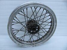 "Original Harley Davidson 18"" Rear Wheel Ironhead Sportster"