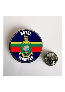 Royal Marines Military Lapel Pin Badge - Key Ring - Fridge Magnet