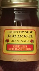 Seedless Red Raspberry No Sugar added