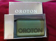 Brand new in box OROTON Transcendent Cut Out Highfold Wallet RRP $245