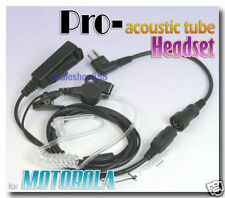 4-008M Acoustic Tube Headset for FD-150 GP68 FD-450