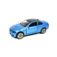 Siku 1450 BMW M3 Coupe blau metallic, Dach schwarz Maßstab 1:55 (Blister) NEU!°