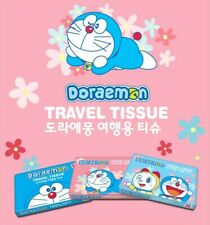 [ Hyundai Paper ] Doraemon Travel Tissue. [ 56 Piece X 3 Pack]