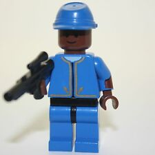 Lego Star Wars BESPIN GUARD 6209 Slave I bounty hunter Minifig Minifigure