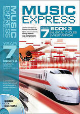 Music Express: Music Express Year 7 Book 3: Musical Cycles (West Africa) by...