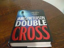 """James Patterson - """"Double Cross"""" HC/1st Edition 2007"""