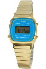 Casio Gold Stainless Steel Digital Classic Vintage Ladies Watch  LA670WGA-2