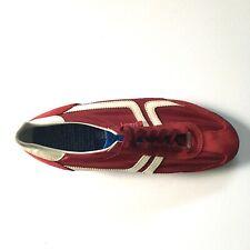 John Lennon Men's Footwear Athletic Shoes,US Size 10.5,Red #Z19