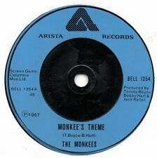HEY HEY W'ERE THE MONKEES / I'M A BELIEVER - MONKEES  JUKEBOX DOUBLE SIDER