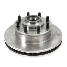 Disc Brake Rotor and Hub Assembly Front IAP Dura BR5521