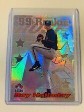 Roy Halladay 1999 Topps '99 Rookie Rainbow Foil Insert