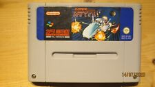 Super R-Type for SNES Super Nintendo. Cart Only. Pal.