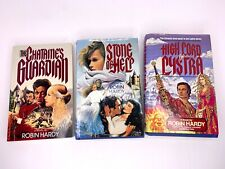 Robin Hardy Series - The Chataine's Guardian, Stone of Help,High Lord of Lystra