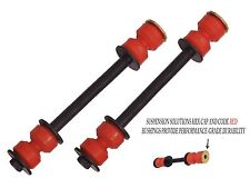 PAIR Suspension Stabilizer Bar Link Kit Front K700542