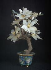 Antique Chinese Jade Tree