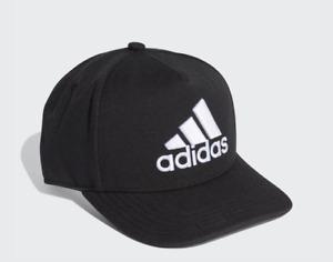 adidas Performance H90 Logo Cap Youth Headwear Black Caps Training DZ8958