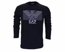 Cotton Long Sleeve ARMANI Big & Tall T-Shirts for Men