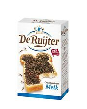 De Ruijter MILK Chocolate Sprinkles - 380g TOP DEAL JUST £7.69