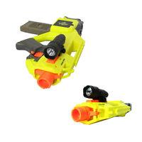 M249 Nerf Gun LED/Infrared Tactical Flashlight NERF Toy Gun Accessories YA