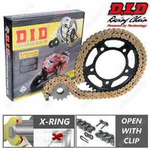 Chain DID 520ATV2 14-42 Gbs Can-Am DS 450 X International 2008/2009