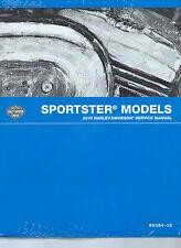 Harley-Davidson 2016 Sportster Models Service  Manual  P/N 99484-16