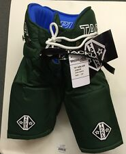 Ice Hockey Jr Pant Dark Green Tackla Model 1400, All Sizes
