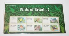 Royal Mail - Birds of Britain I, 2010 - Post & Go Presentation Pack