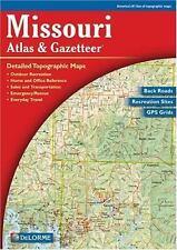 Missouri Atlas and Gazetteer (2007, Map, Other)