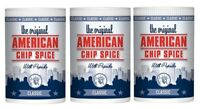 Original American Chip Spice (x3 85g) - Paprika flavoured