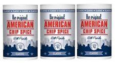 Original American Chip Spice (x3 100g) - Paprika flavoured