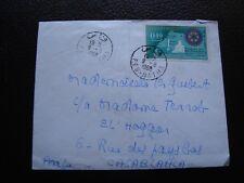 MAROC - enveloppe 9/8/1968 (B15) morocco