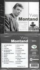 CD YVES MONTAND 20  TITRES NEUF SCELLE DE 2005