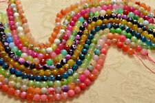 New lot 10 extra long strands High Quality Stone Beads -  12mm Agate - A4689cc