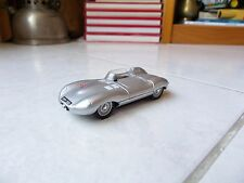 Jaguar Type D Prototype Prototipo Argent 1956-60 Brumm 1/43 miniature