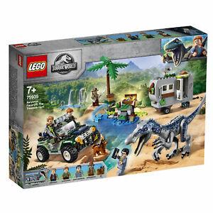 LEGO® Jurassic World 75935 Baryonyxs Kräftemessen: die Schatzsuche - NEU/OVP