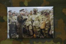 Aimant Magnet Frigo Panneau Magnétique WW2 seconde guerre mondiale soldat US