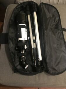 Gskyer Telescope AZ70400 Travel Refractor Astronomy Telescope Open box