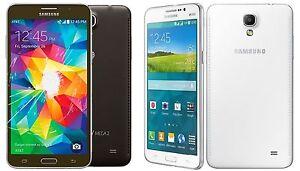 Original Samsung Galaxy MEGA 2 Duos G7508Q dual-SIM 16GB Rom 1.5GB Ram 4G LTE