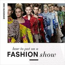 How to Put on a Fashion Show-ExLibrary