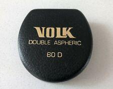 Ophthalmic equipment Volk 60D Double aspheric slit lamp lens used
