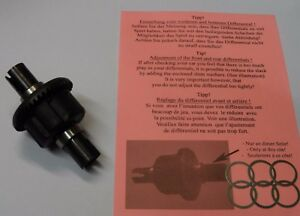 Ansmann 'Virus 1, 2 or 3'/'Terrier 2' Pre-Built Front Or Rear Differential/Diff