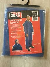 Disposable Overall Coverall Size Medium by SCAN SCA WWDOM