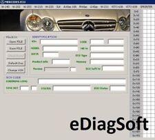 Software Mercedes Benz ECU Editor CLEAR Virginize MB Ecu