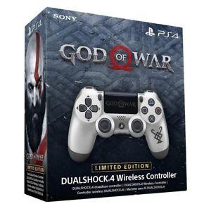 PlayStation 4: DualShock 4 God of War Wireless Limited V2 Controller [PS4] NEW