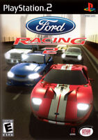 Ford Racing 2 For PlayStation 2 PS2 Very Good 8E
